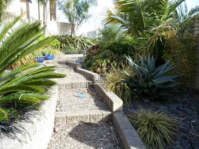 Gravel-Path-and-Steps-outdoor-ideas