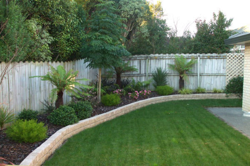 Auckland landscaper kensington landscaping for New zealand garden designs ideas