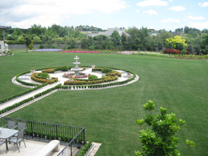 New-Lawn-Laid-beautiful-planting-gardens-Whitford